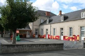 École maternelle de Gouzon